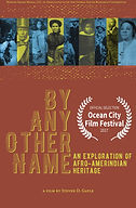 Ocean City film festival flyer by any other name afro-amerindian