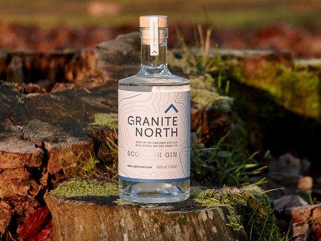 Award Winning Granite North Gin Reveal Fresh New Look – But Worry Not, The Gin is as Good as Ever!