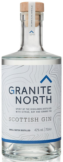 Granite North Gin - 70cl