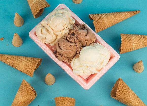 גלידה במשקל קילו