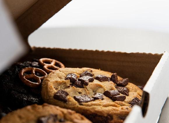 מארז 6 עוגיות קינג