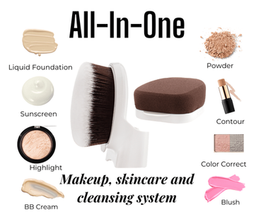 YUBI Beauty Brushes