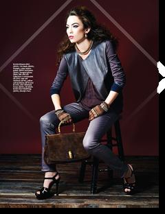 Houstonia Magazine Fall Fashion Spread 2014