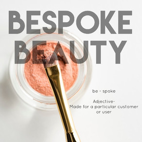 Bespoke Beauty-Getting Started
