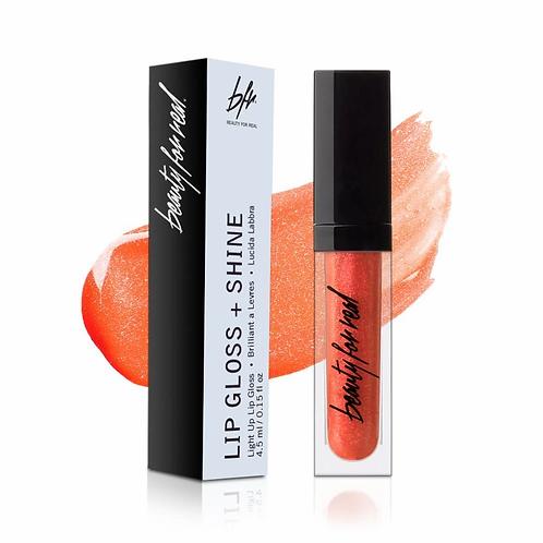 Orange Rush Lip Gloss Beauty For Real