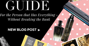 GIFT GUIDE-What to Give the Person Who Has Everything-