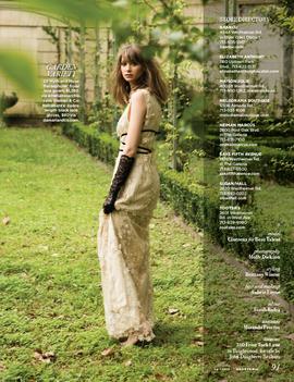 Houstonia Magazine Fall Fashion Spread 2016
