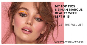 A nostalgic stroll through Neiman's Houston...& My Obsessions from NM Beauty Week..