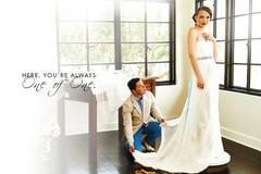 David Peck Bridal Ad Campaign 2015