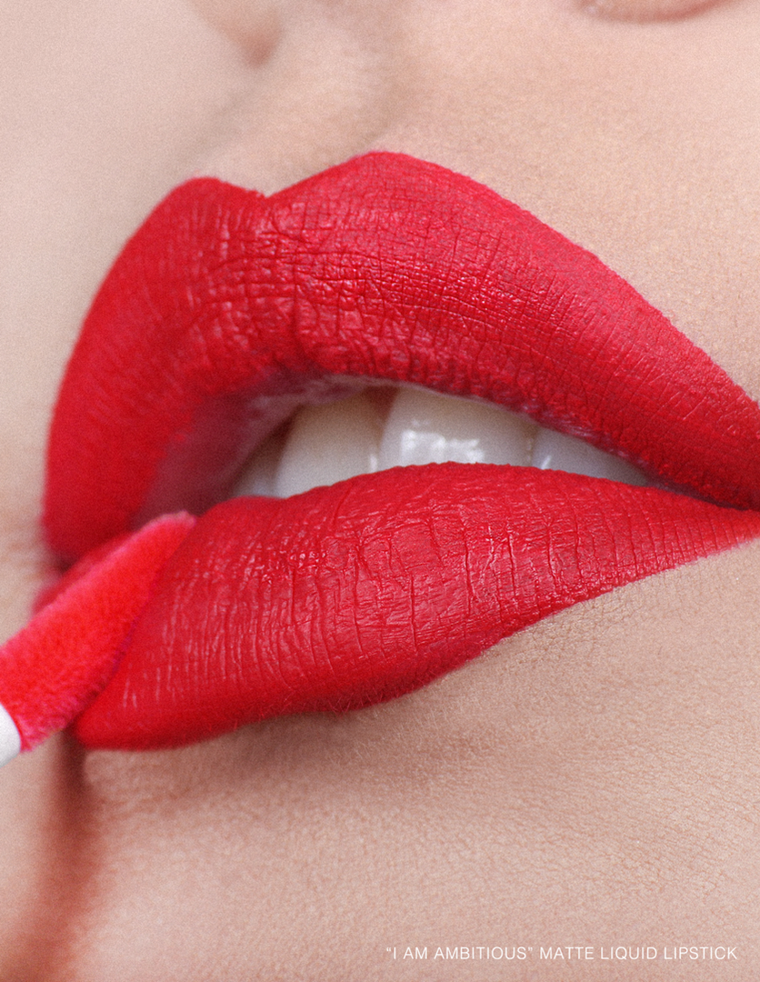 I Am Ambitious- Liquid Matte Lip by REALHER