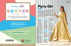 Anika Jackson Feature in Houstonia Magazine 2016