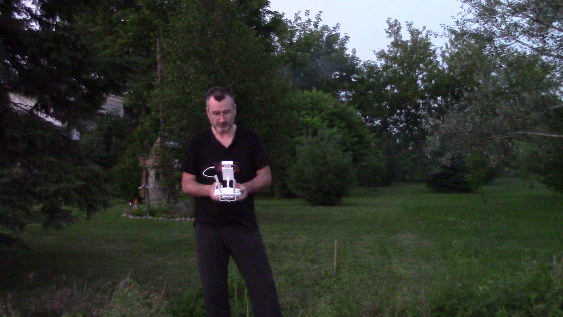 Jean-Charles Moyen - pilote de drone