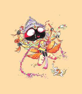 Jagannatha Besha