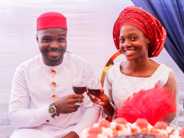 Seth & Thelma's Traditional Marriage