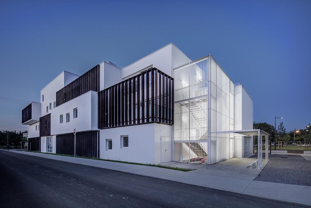 Xavier Dumoulin photographe pau architecture