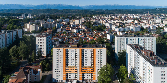 Cité Saragosse Pau