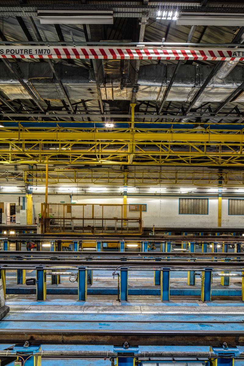 Hangars SNCFar-8