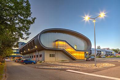 Camborde architectes hôpital xavier dumoulin photographe architecture pau