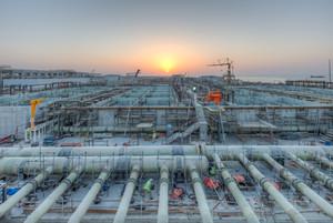 I L'image du jour I Usine dessalinisation à Oman