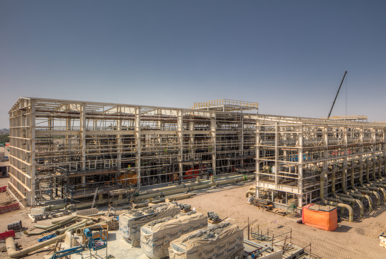 Projet Barka SUEZ Oman