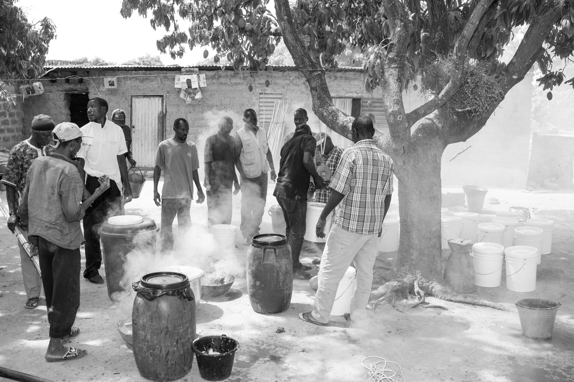 Reportage Burkina miel3