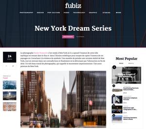 New York Dream sur Fubiz