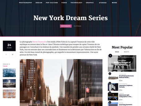 New York Dream sur Fubiz