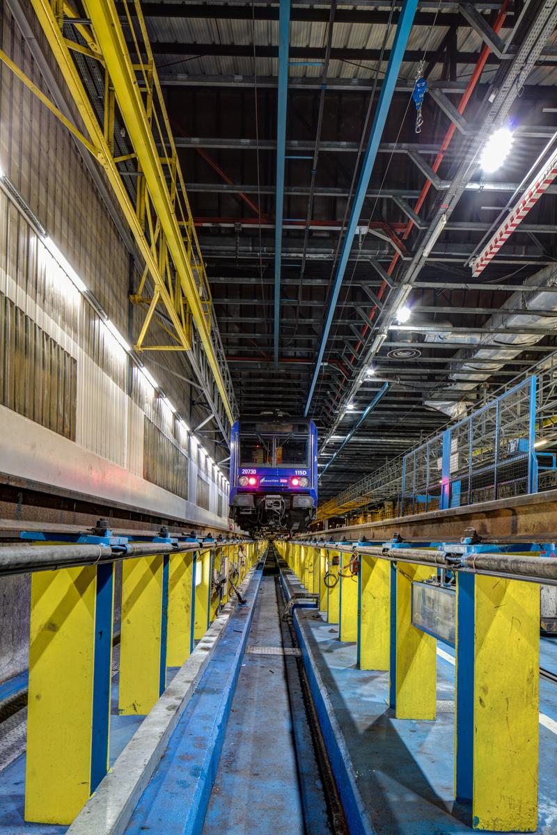 Hangars SNCF