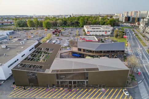 Drone Ceetrus Bordeaux Arcelor Mittal