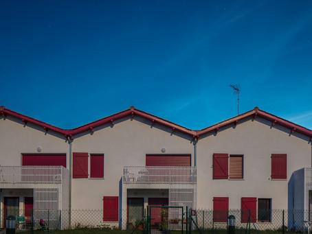 Résidence à Guiche, Pays Basque
