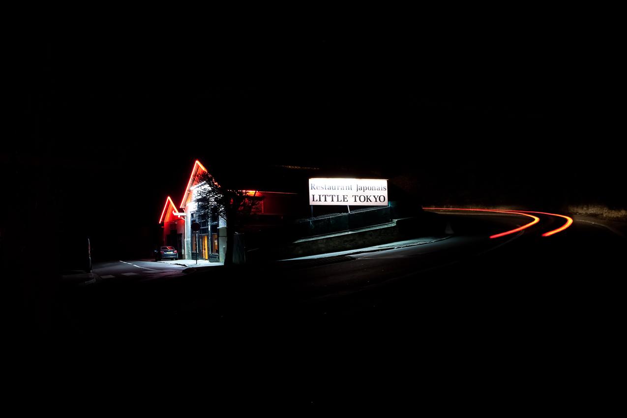 Passager nuit I Xavier Dumoulin