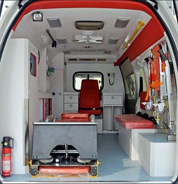 Ambulance casablanca
