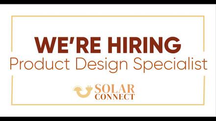 Solar Connect Job Posting