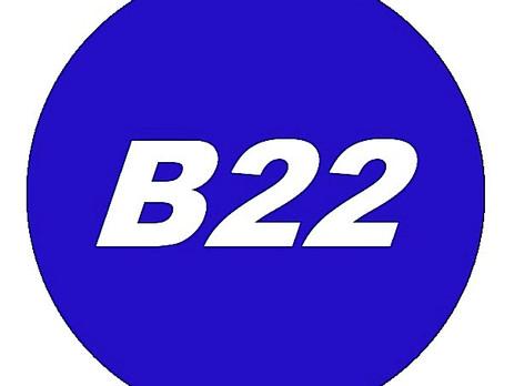 Обновление B22