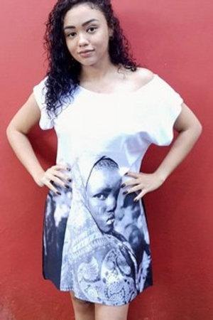 Vestido Monalisa Bicolor