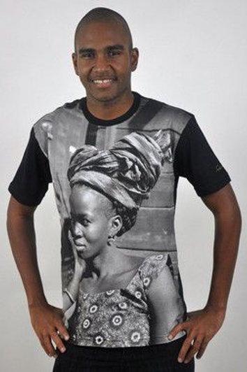 Camiseta Básica Africana (Dakar)