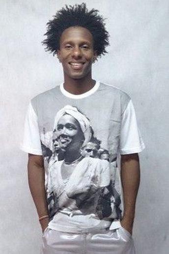 Camiseta Básica Samba
