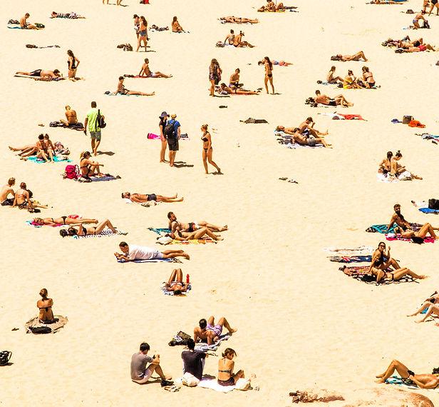 해변의 하루