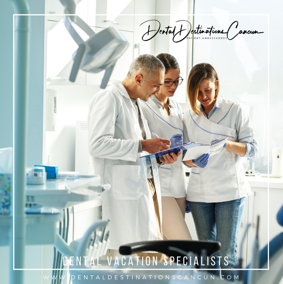 Dentistry Mexico, Cancun dentist, Dental