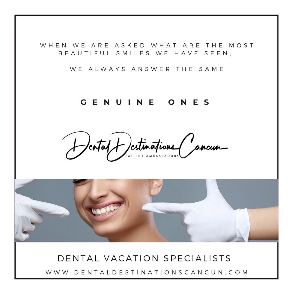 Cancun dentist, Dentist Cancun, Dental Destinations Cancun
