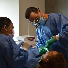 Dr Joaquin Berron , Cancun Dental Implant Specialist