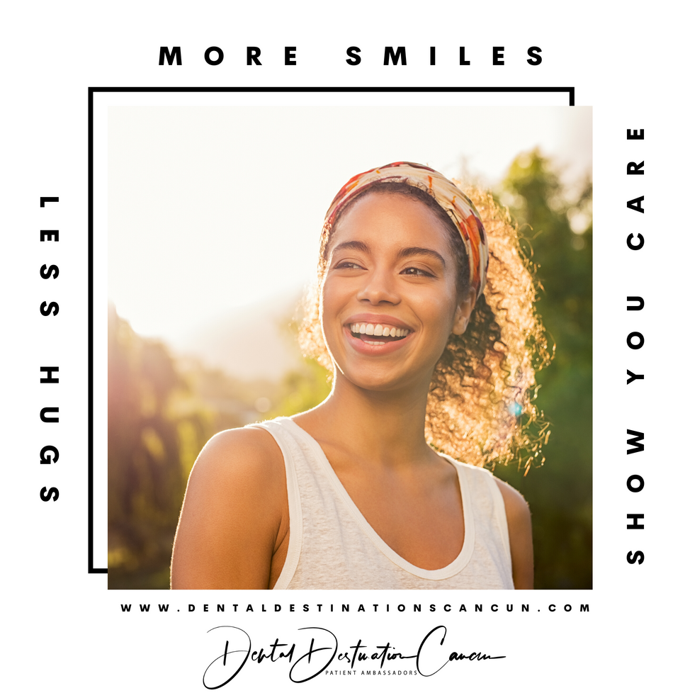 More smiles - Dental Destinations Cancun