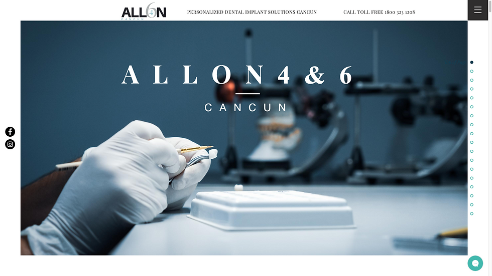 ALLON4-6 Cancun