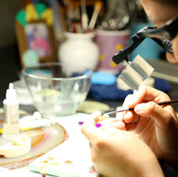 Cancun's exclusive dental Laboratory and Masterceramist working for you in Cancun.