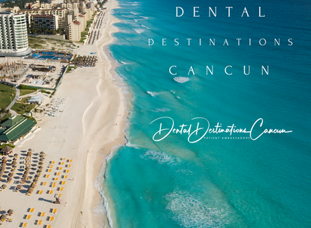 Essentials to take on your Cancun Dental Vacation