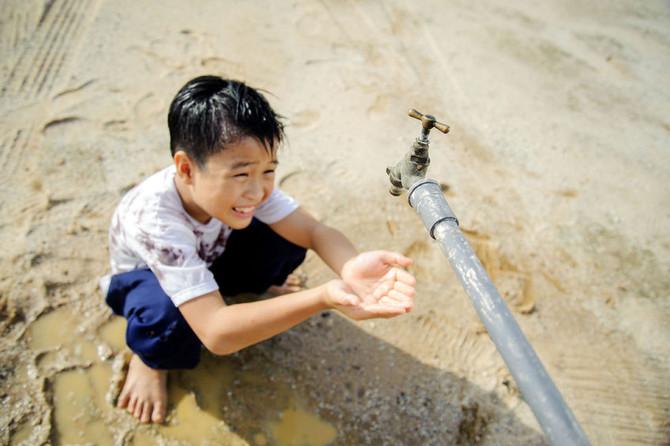 ¿Tenemos agua para todos?