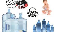 5 Riesgos por beber agua embotellada