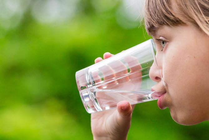 El sabor del agua