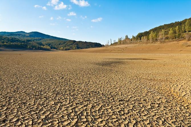 La escasez de agua en España