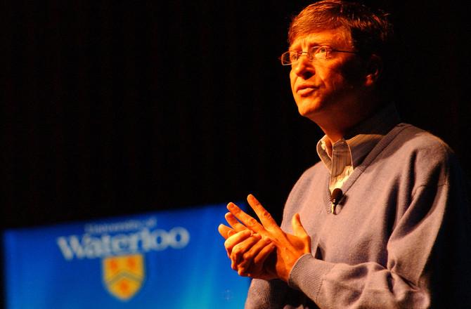 Bill Gates, el visionario